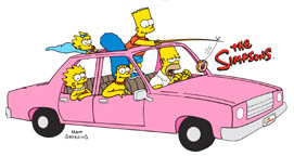 the-simpsons-car_100332442_s